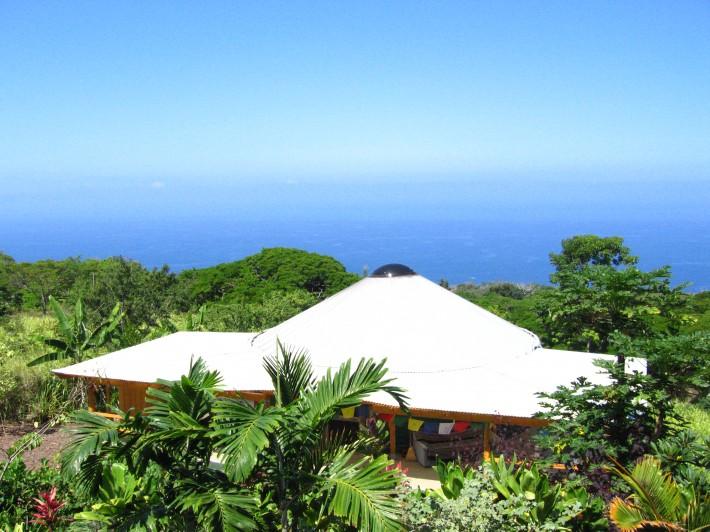 Big Island Yurt